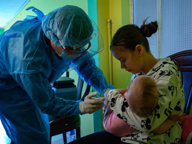 Importancia de completar los esquemas de vacunación de los menores