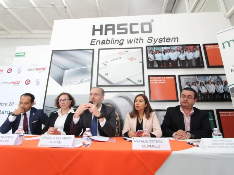 Importante en Querétaro industria de moldes y troqueles