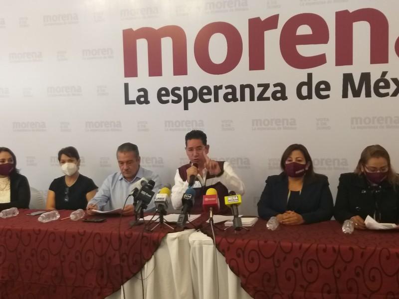 Impugnará Iván Pérez Negrón elección en Morelia