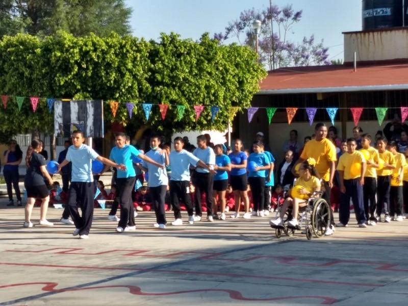 Impulsan actividades deportivas para personas con discapacidad