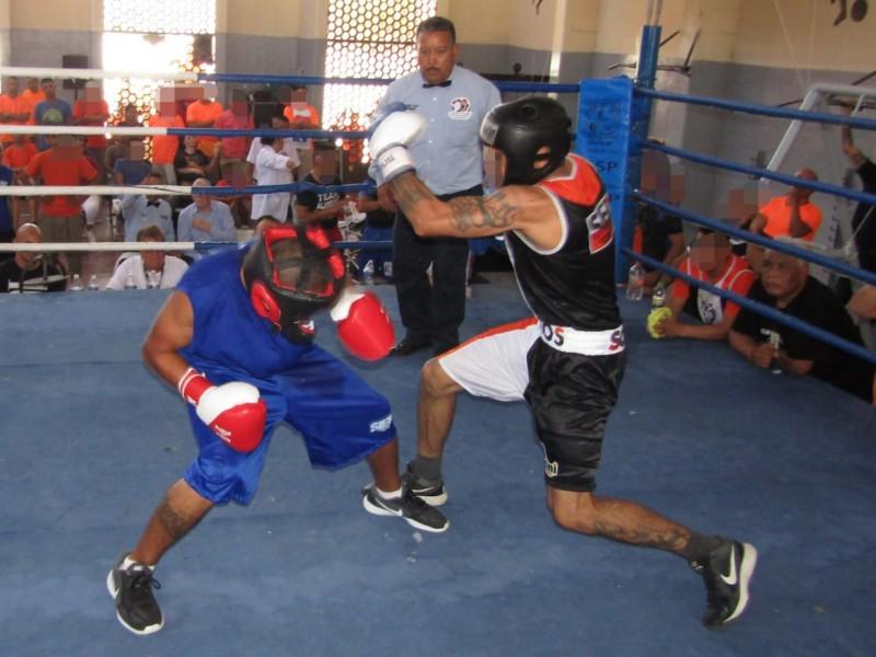 Impulsan boxeo en Ceresos