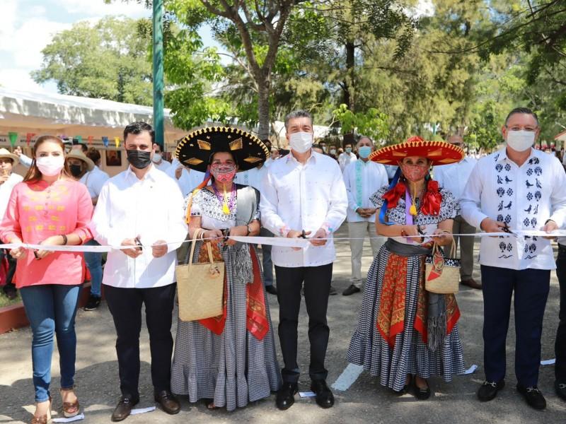 Impulsan economía local con Festival Coyatoc