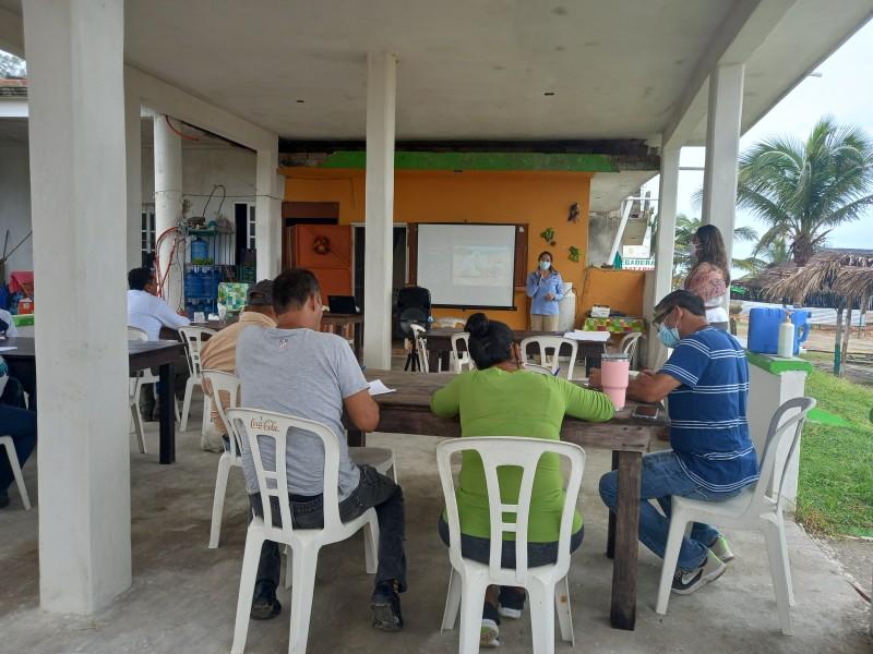 Impulsan el turismo sostenible en Tuxpan