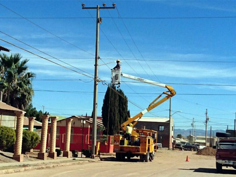 Impulsan proyectos de electrificación para Sonora