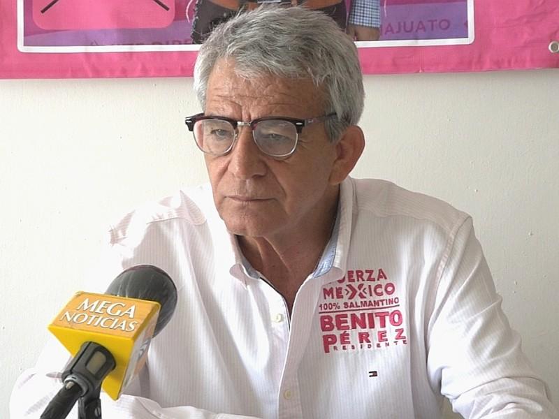 📹Impulsar empleo en micro, pequeña y mediana empresa: Benito Pérez