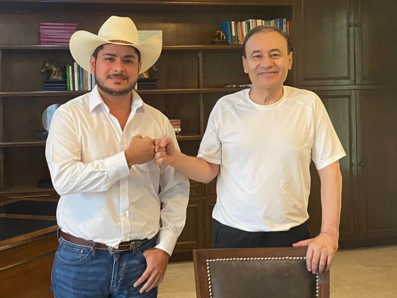 Impulsará gobernador Alfonso Durazo un plan integral para la ganadería