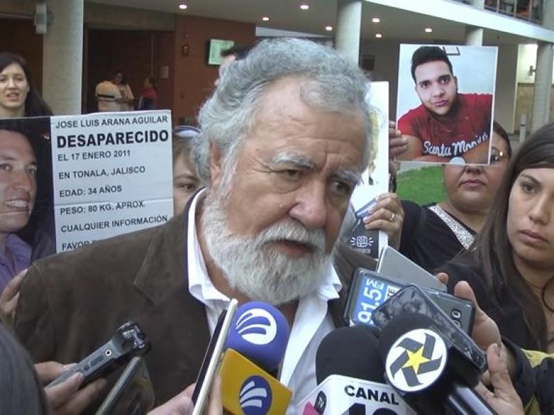 Impulsarán instituto regional de identificación humana en Jalisco