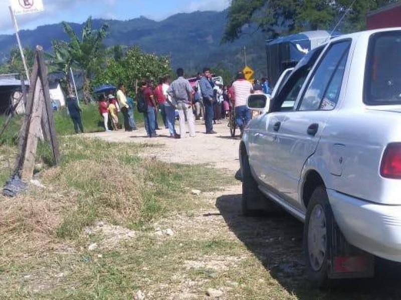 Impunes bloqueos en Chiapas; ahora fue en Ocosingo