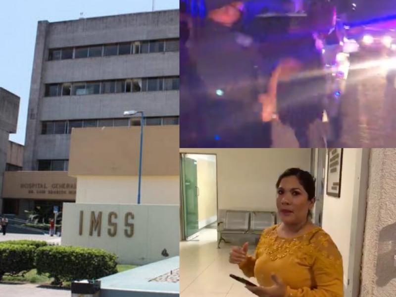 IMSS condena agresión contra doctora de la clínica 24