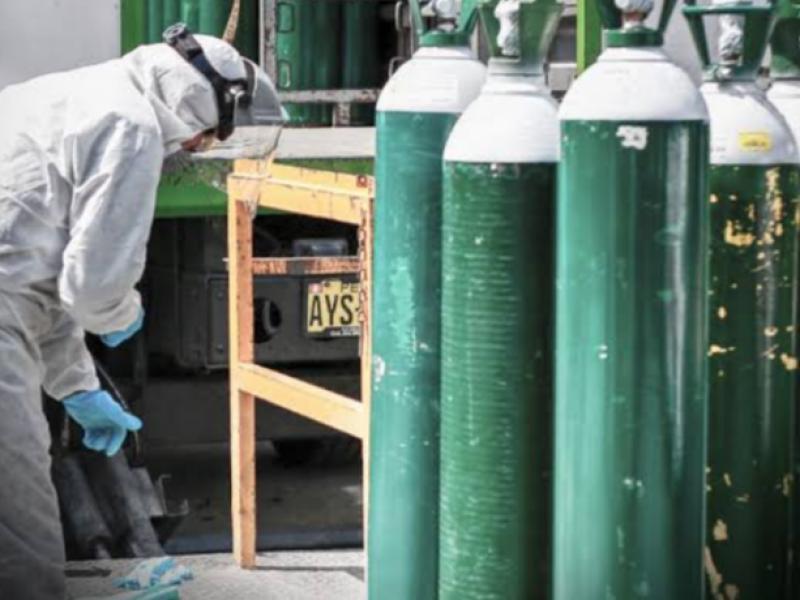 IMSS provee de oxígeno domiciliario a cerca de 4 mil