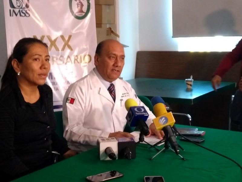 IMSS supera expectativas de donación de órganos