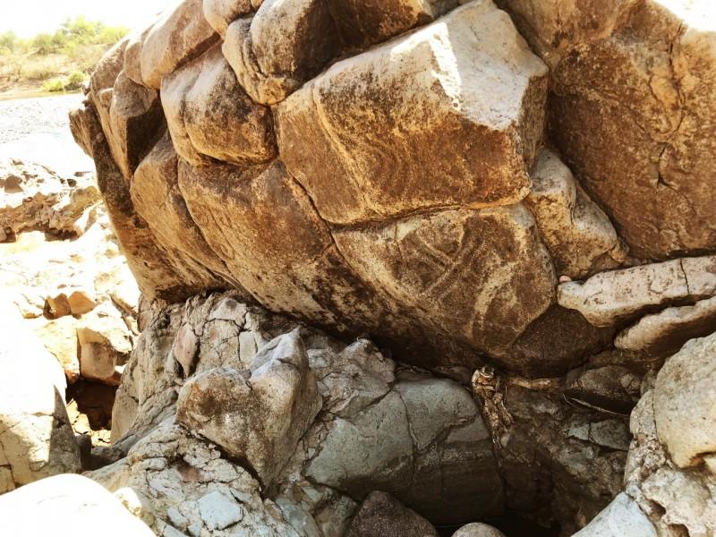 INAH continúa con los trabajos de preservación de sitios arqueológicos