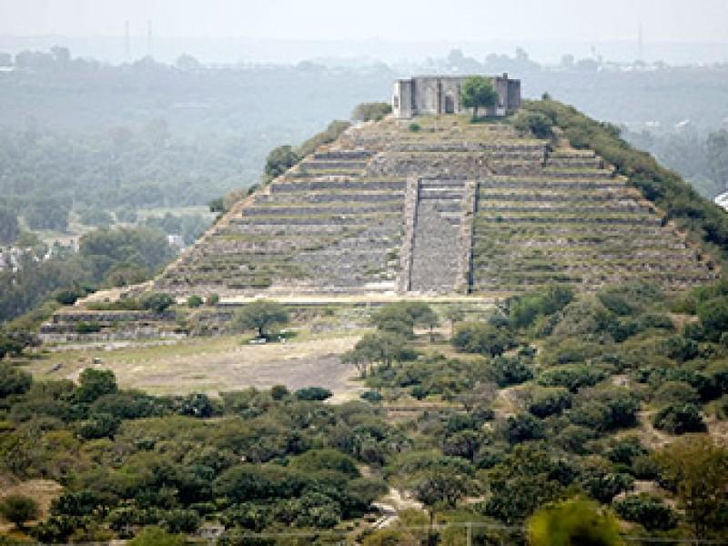INAH estudia si abrirá proyecto de pirámide