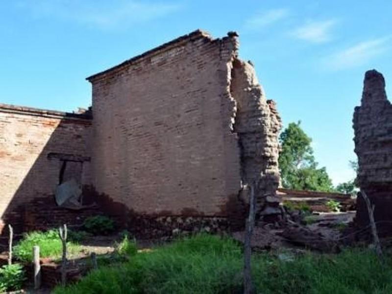 INAH gestionará restauración de patrimonio cultural dañado