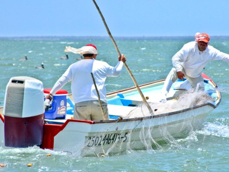 INAPESCA-CRIAP realizan programa de retiro de artes de pesca