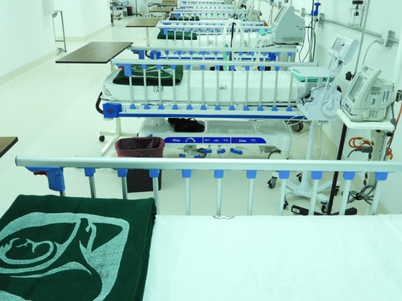 Inaugura IMSS hospital de expansión en CSL