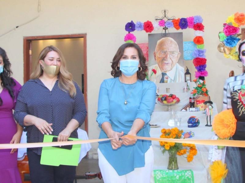 Inaugura la alcaldesa el Festival de la Calaca edición XVIII