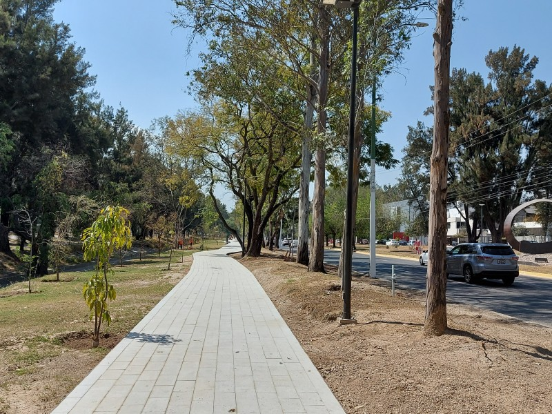 Inaugura Lemus Parque lineal en Atemajac