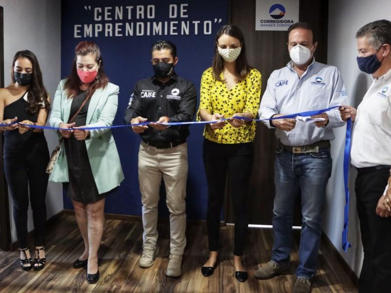Inauguran Centro de Emprendimiento en Corregidora