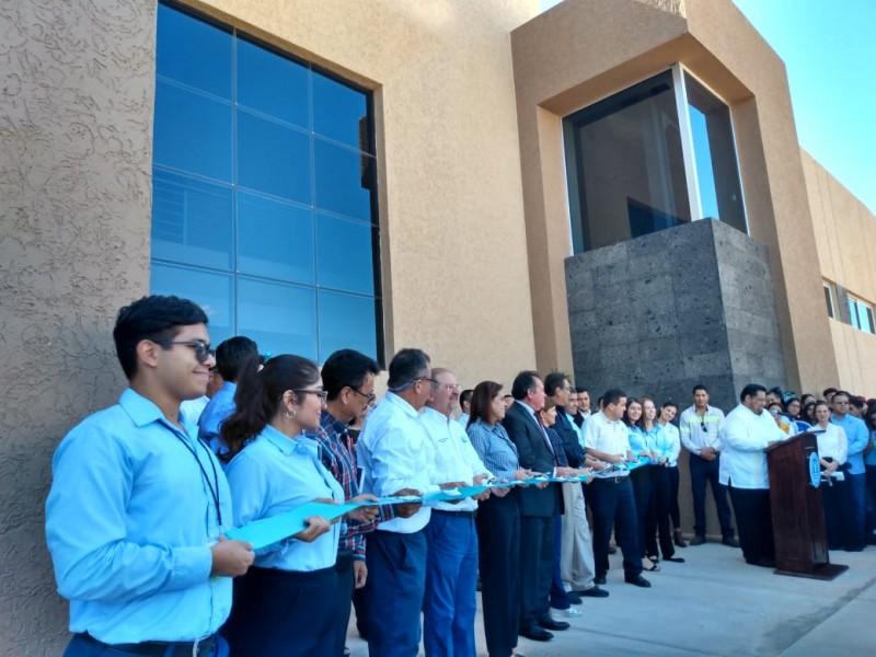 Inauguran Centro de Estudios de Ingeniería