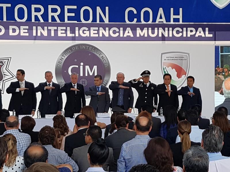 Inauguran centro de Inteligencia Municipal (invierten 60 mdp)