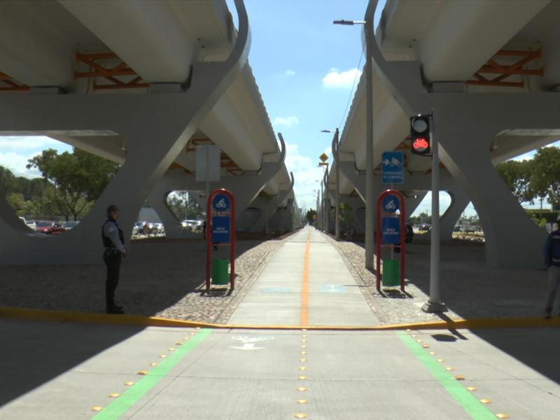 Inauguran el puente vehicular Hilario Medina en León