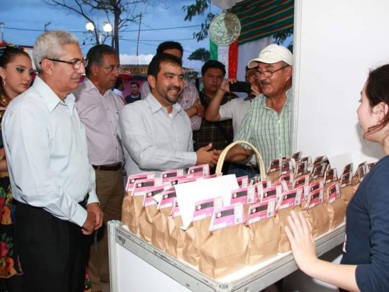 Inauguran exposición café en Chiapa de Corzo