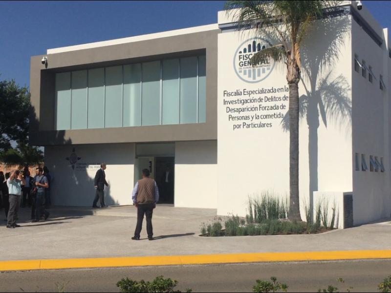 Inauguran Fiscalía especializada en desaparición forzada