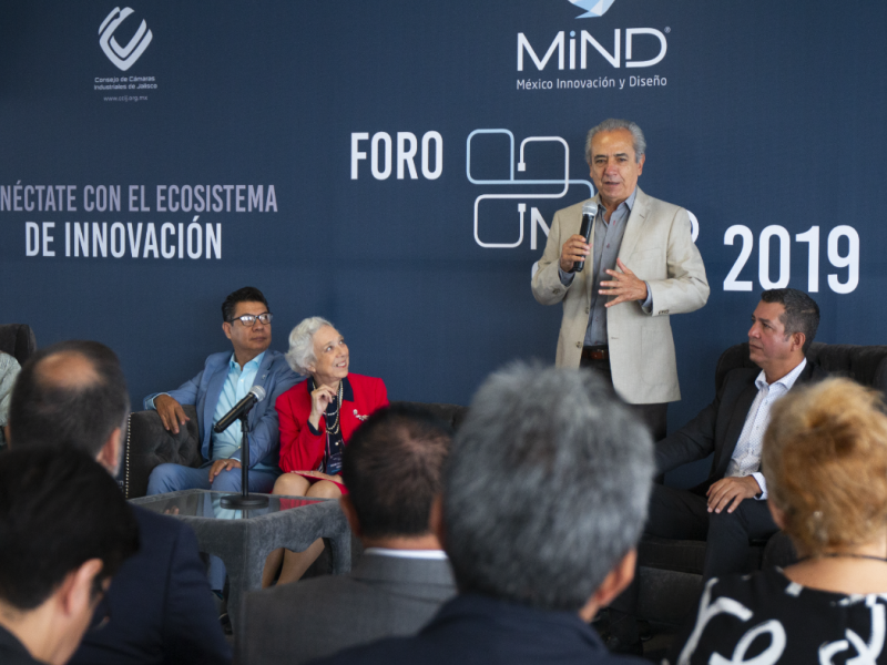 Inauguran foro CONNECT 2019 en Mind