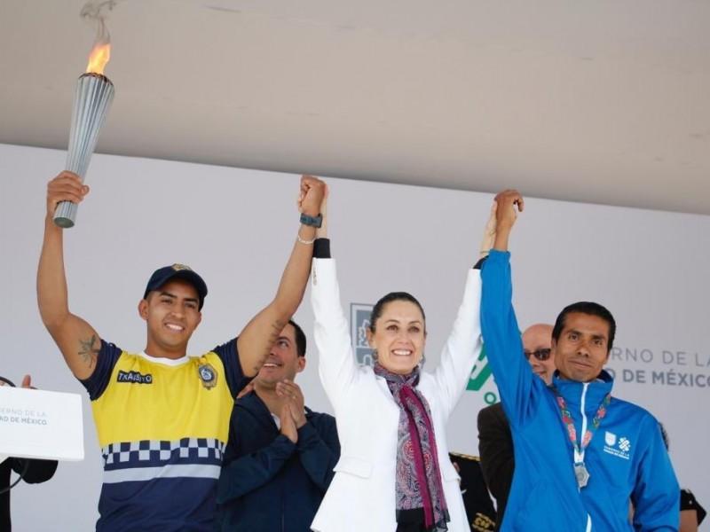 Inauguran juegos latinoamericanos de Policías y Bomberos