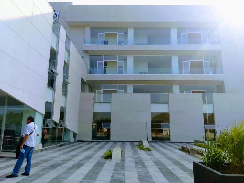 Inauguran la Ciudad Judicial en Tuxpan