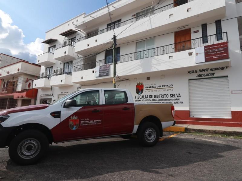 Inauguran nuevas instalaciones en la Fiscalía Distrito Selva