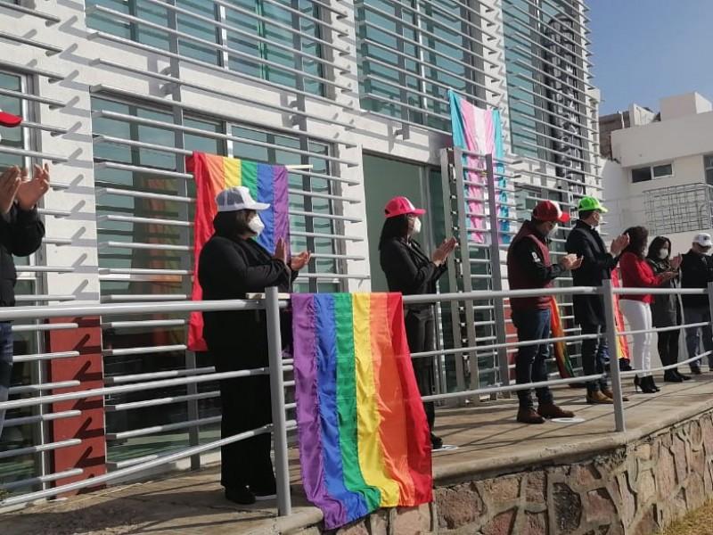 Inauguran oficinas de la Diversidad Sexual en Zacatecas