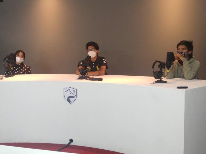 Inauguran radio estudiantil en la prepa municipal