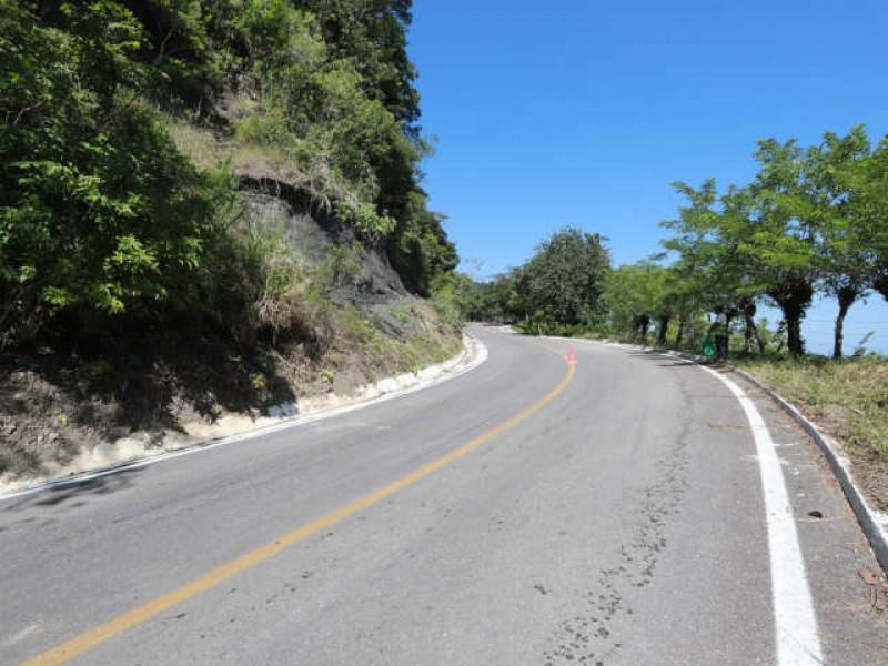 Inauguran rehabilitación carretera en Ocozocoautla