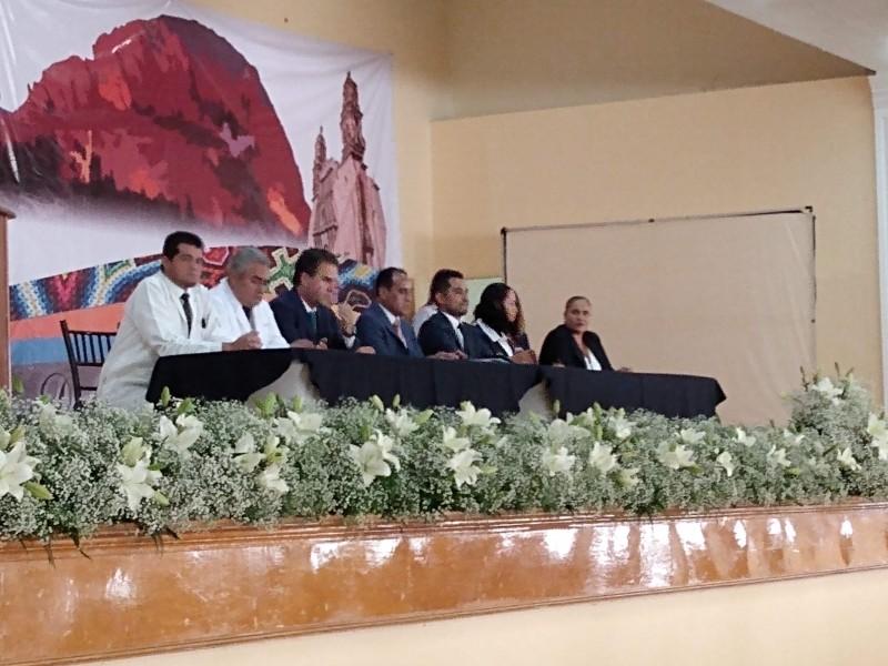 Inauguran VII Congreso de Trabajo Social