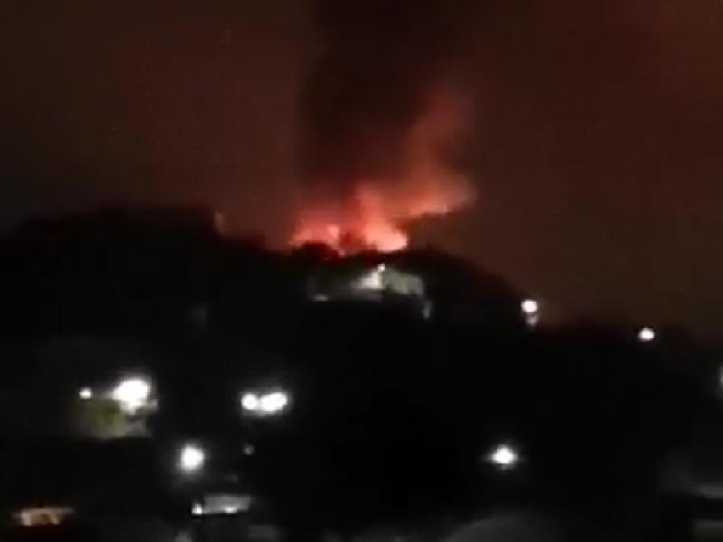 Incendio consume dos viviendas en colonia Yucatán
