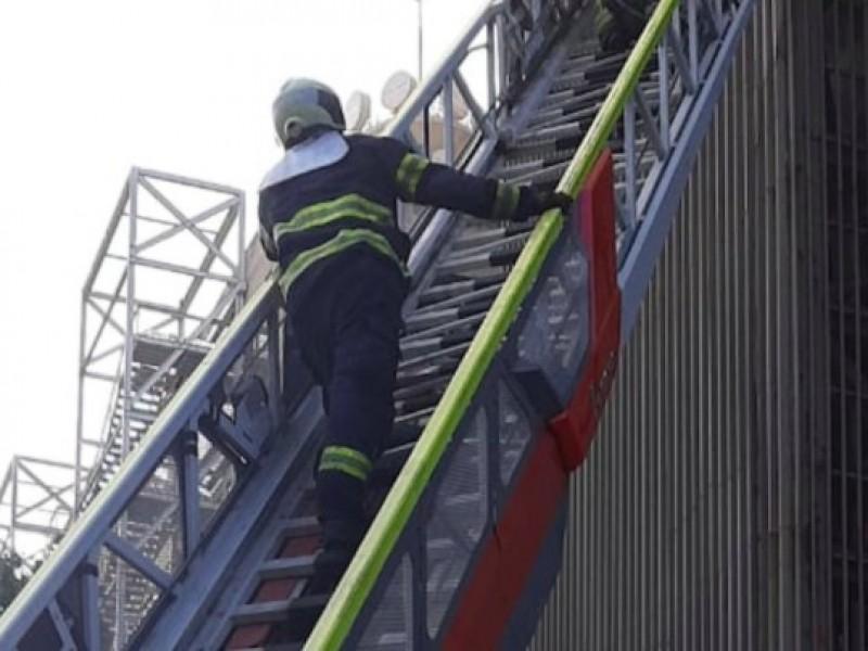 Incendio en Centro de Control del Metro ya fue sofocado