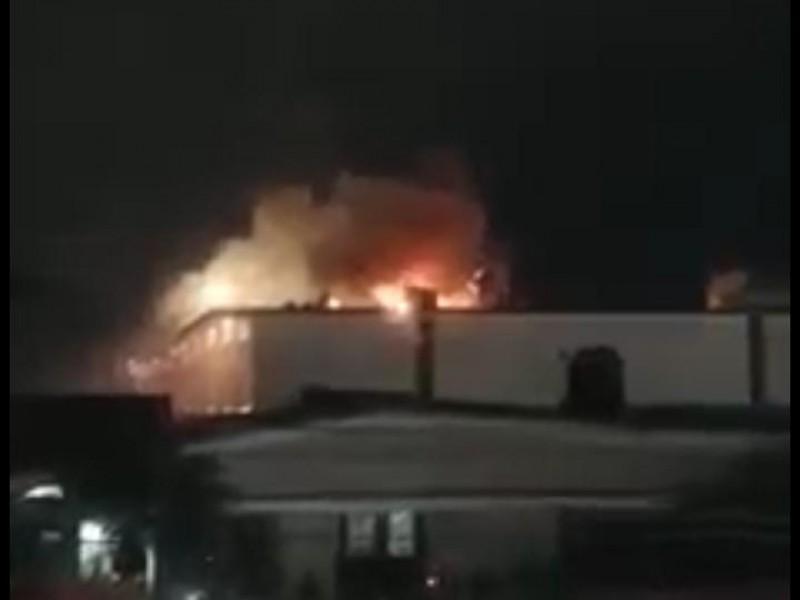 Incendio en restaurante deja sólo daños materiales en Córdoba