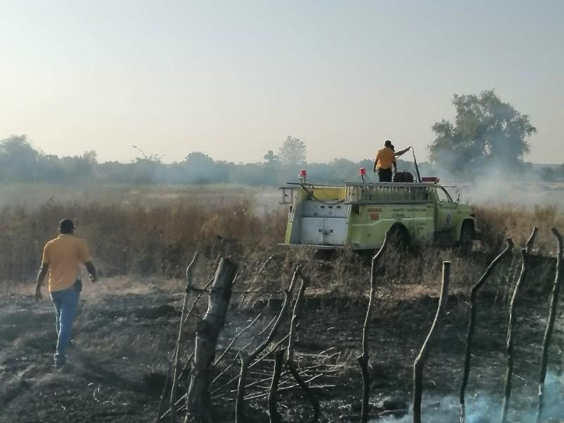 Se disparan incendios forestales en Sinaloa municipio