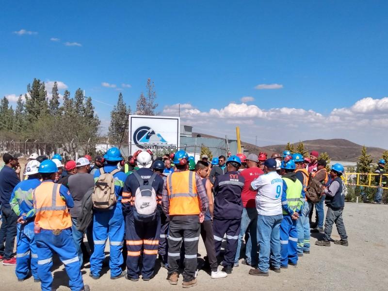 Incertidumbre entre trabajadores de Minera en Vetagrande