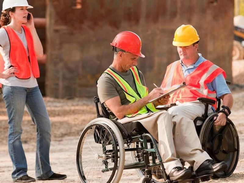 Inclusión para personas con discapacidad.