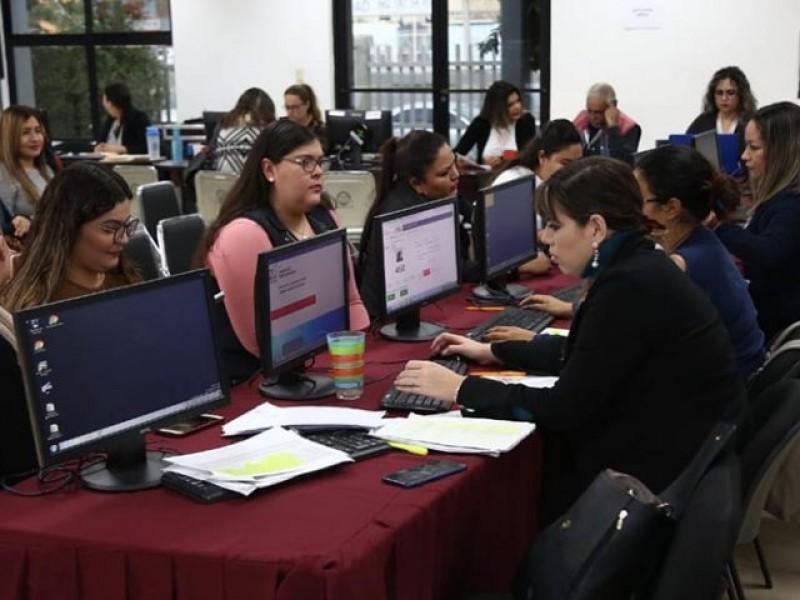 Inconformes maestros por asignación de plazas en Sonora