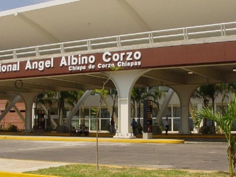 Inconformidad de usuarios de Viva Aerobus en Chiapas