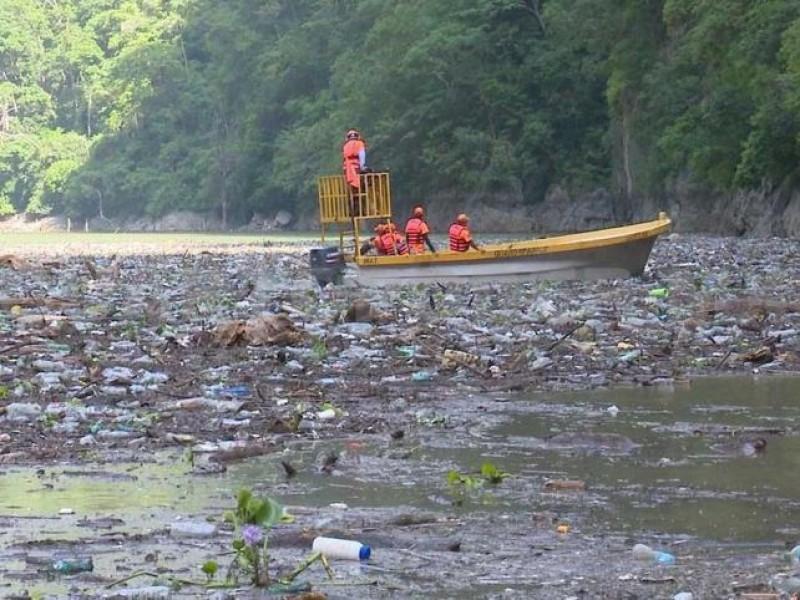 Inconsciencia sigue contaminando el Cañón del Sumidero