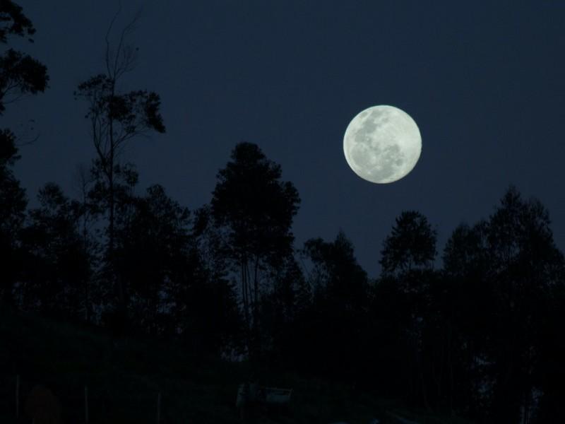 Increíble evento astronómico con la Super Luna