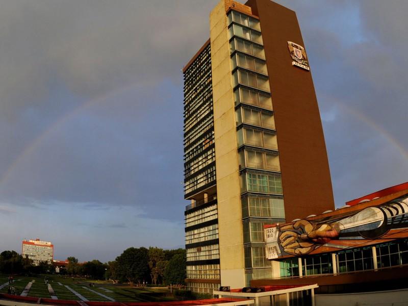 ¡Increíble! UNAM construye hospital covid en 21 días