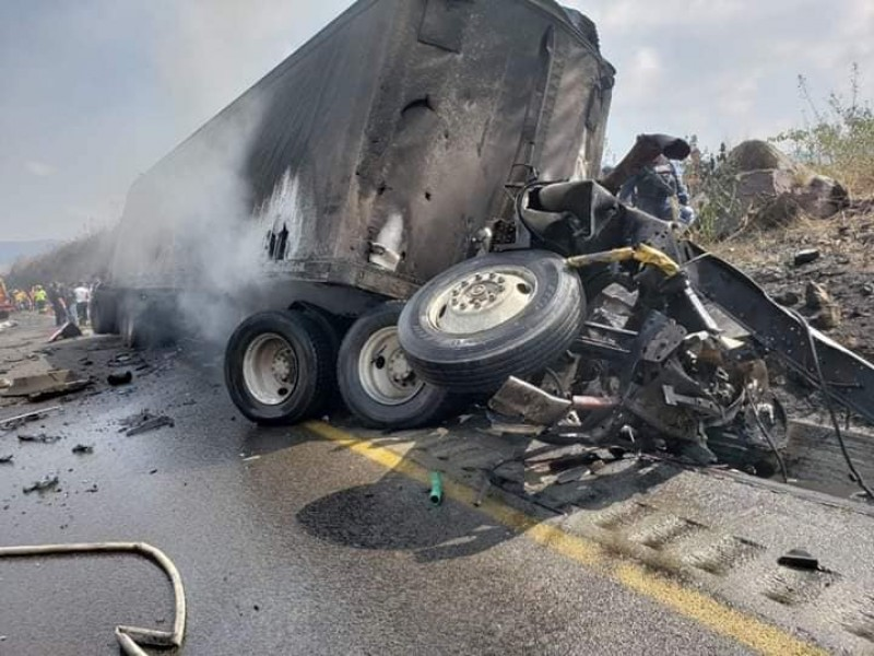 Incrementa a 20 muertos accidente de peregrinos