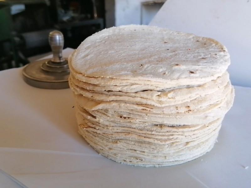 Incrementa costo de la tortilla de maíz