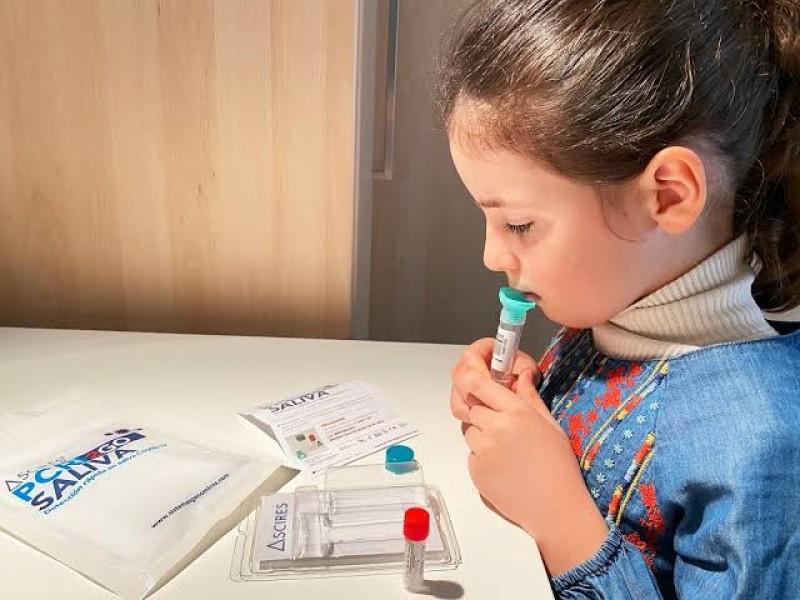 Incrementa demanda de pruebas rápida COVID-19 por muestreo de saliva